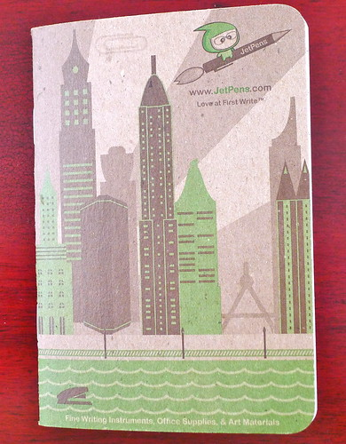 JetPens ScoutBook Notebook Cover