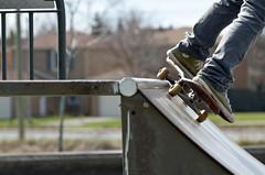 Converse (StoiKNA) Tags: park nikon tricks skateboard halfpipe skater ajax mcleans d7000