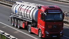 D - Zimmermann MB New Actros 1851 Streamspace (BonsaiTruck) Tags: new camion trucks mb lorries lkw zimmermann actros worldtruck streamspace