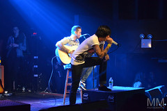 Kellin Quinn and Jesse Lawson of Sleeping With Sirens (Michelle Mindel) Tags: nyc sleeping jesse with theatre quinn sws lawson gramercy sirens kellin gramercytheatre sleepingwithsirens jesselawson showkellinquinn