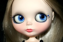 Star Gazer Custom #61 ~ Blue Eyes