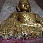 "Golden Buddha at Shwegugyi <a style=""margin-left:10px; font-size:0.8em;"" href=""http://www.flickr.com/photos/14315427@N00/7067092617/"" target=""_blank"">@flickr</a>"