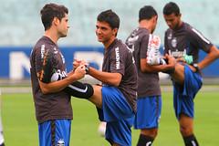 Treino Gremio (Grêmio Oficial) Tags: brasil portoalegre estadio esporte riograndedosul futebol equipe gremio gauchao esportedeacao campeonatogaucho2012