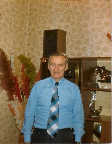 Mr Clark. 17 Crowlin Cres, Cranhill. 1968