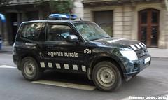 Agents rurals (Francis Lenn) Tags: barcelona park car rural forest europa europe ranger police catalonia coche vehicle agent law catalunya enforcement emergency patrol policia cataluña guarda generalitat forestal cotxe agente patrulla