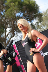 Miss V8 Supercars competition (ScottyK86) Tags: 2010 gridgirls queenslandraceway v8supercars missv8supercar cityofipswich300 2010v8supercarchampionshipseries 2010v8supercarseason