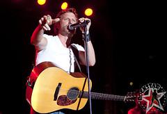 Dierks Bentley - Detroit Hoedown - Comerica Park - Detroit, MI - June 9th 2012