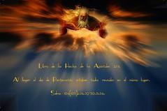 Libro de los Hechos de los Apóstoles 2,1-11. Obra Padre Cotallo