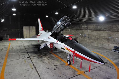 2009년 3월 공군 T-50 (6)