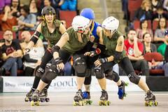 20120519.RCRG8.5_0952 (Axle Adams) Tags: seattle sports rollerderby rollergirls skaters derby skates keyarena seattlecenter ratcityrollergirls rcrg