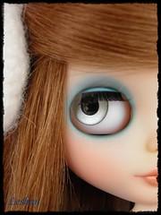♥ Allegra ♥ Ooak Custom Blythe