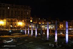 Fori Imperiali (Franco Semeraro) Tags: roma night canon foriimperiali francosemeraro eos550d