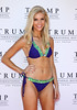 Taylor Nelsen Miss South Dakota USA Kooey Swimwear Fashion Show Featuring 2012 Miss USA Contestants at Trump International Hotel Las Vegas, Nevada