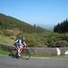 Cyclist at Loughglenbridge