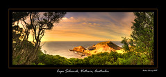 Cape Schanck (Andrew Fleming Photography) Tags: seascape sunrise landscape australia andrew victoria fleming capeschanck andrewfleming