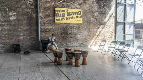Africa Day - Make a Big Bang With Irish Aid