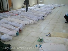 Houla Massacre - brought to you by Bashar Assad & his mob, supported by U.S. / UN / EU / Russia / China / Iran / Shit / Hezbollah of Satan Nasrallah (FreedomHouse2) Tags: syria hama crimesagainsthumanity    hamah houla   homsgovernorate syrianrevolution   assadcrimes    basharassadcrimes  childrenofsyria houleh houlehmassacre