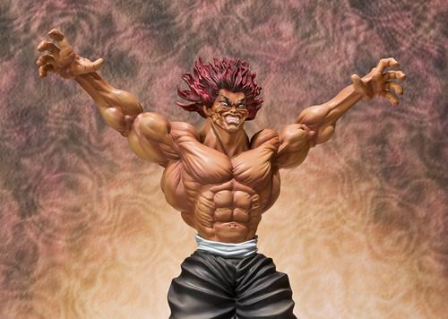 地上最強生物範馬勇次郎接受挑戰!
