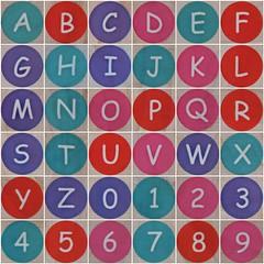 Rubber Stamp Letters & Numbers (Leo Reynolds) Tags: fdsflickrtoys photomosaic squircle alphabet alphanumeric letterset 0sec abcdefghijklmnopqrstuvwxyz0123456789 hpexif mosaicalphanumeric mosaicsquircle xleol30x xphotomosaicx xxx2012xxx