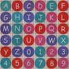 Rubber Stamp Letters & Numbers (Leo Reynolds) Tags: xleol30x fdsflickrtoys mosaicalphanumeric photomosaic squircle 0sec alphabet alphanumeric letterset abcdefghijklmnopqrstuvwxyz0123456789 xphotomosaicx mosaicsquircle hpexif xx2012xx