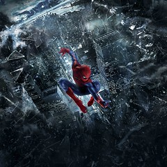 Hi-res poster of The Amazing Spider-man