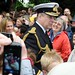 Royals Attend Street Parties