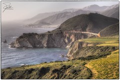 Big Sur (Frank Kehren) Tags: california bridge canon coast unitedstates pacific bigsur f16 hdr californiahighwayone pacificcoasthighway 24105 bixbycreekbridge canonef24105mmf4lis cabrillohighway ef24105mmf4lisusm canoneos5dmarkii notleyslanding