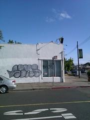 (BIll Jesus Gates) Tags: graffiti bay berkeley area seks