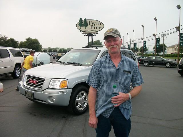 2008 gmc envoy