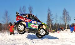Rally mini car (Anderson Copio) Tags: car photoshop mini cs5
