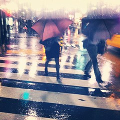 when it rains... (MdKiStLeR) Tags: street urban motion blur color rain japan square tokyo movement asia candid shibuya squareformat walden umbrellas typhoon 2012 rainyseason urbanx whenitrains iphoneography instagramapp uploaded:by=instagram mdkistler