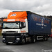 David Fox Transport:  DAF XF PX12RTU
