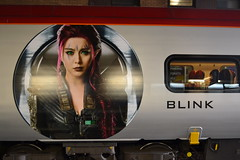 Virgin Trains Pendolino 390155 X-MEN Days of Future Past (Will Swain) Tags: uk travel england london train movie march britain release transport trains days virgin xmen future past euston 2014 pendolino 390155