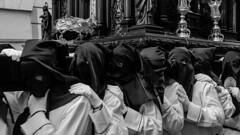 Costaleros (EDU S.G.) Tags: cross virgin cruz procession cristo jaen virgen semanasanta jaén procesion costaleros crucificado