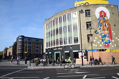 DSC_4411 Great Eastern Street Confusing New Cycle Superhighway Crossing (photographer695) Tags: street new crossing great cycle eastern superhighway confusing