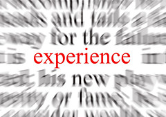 Experience (neuro j) Tags: opportunity abstract blur word observation focus exposure break background text doing business experience knowledge reality theme practice concept wisdom conceptual involvement trial understanding sentence seasoning struggle judgment patience skill sense participation familiarity maturity sophistication circumstance knowhow worldliness