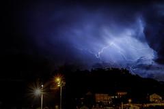 orage (laure paquerette) Tags: night orage mto lectricit tonnerre clair foudre poselongue