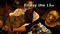 Friday the 13th (TrackHead Studios) Tags: halloween scary zombie spooky fridaythe13th adamhall happyhalloween jasonvorhees trackhead trackheadstudios trackheadxxx