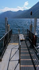 Argegno - Ferry Landing - Lombardy Italy (Gilli8888) Tags: italy mountains alps ferry shadows lakes maritime lakecomo lombardia lombardi lombardy ferrylanding argegno