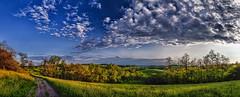IMG_8712-20Ptzl1TBbLGE2 (ultravivid imaging) Tags: ultravividimaging ultra vivid imaging ultravivid colorful canon canon5dmk2 fields farm clouds sunsetclouds scenic rural road path pennsylvania vista