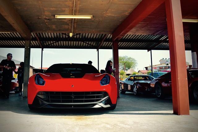 Ferrari Day Zwartkops