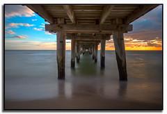 Troll sunset (Thunder1203) Tags: sunset sea seascape canon pier scenery pov jetty sigma slowshutter troll bays hdr portphillipbay