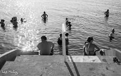 Sea (leoleamunoz) Tags: street blackandwhite blancoynegro monochrome lago mar