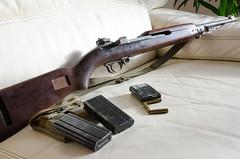 USM1 .30 (mofred•) Tags: arms arme arm gun usm1 30 caliber calibre ww2