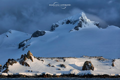 Lights on the Shetlands (Gianluca Lombardi Bani) Tags: travel light sunset panorama mountain nature landscape penguin penguins gentoo wildlife hike glacier adventure journey glaciers papua chinstrap