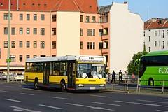 Magasch #B-CM 1366 - S Messe Nord (ulzburger86) Tags: bus berlin mercedesbenz sev sbahn messe n2 magasch