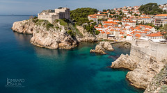 Bay of Dubrovnik-Jlombard (joshualombard) Tags: croatia hr dubrovnik oldcity dubrovakoneretvanskaupanija dubrovakoneretvanskaupanij