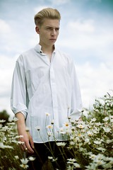 dannn (sgladiate) Tags: boy summer london nature field fashion model glamour photoshoot young location stanmore