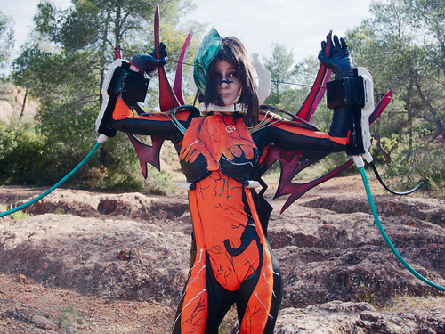 Shooting Valkyr - Warframe - Source de l'Infernet - 2016-05-22- P1400663