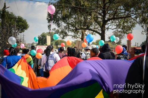 International Day Against Homophobia and Transphobia: Maseru